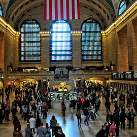 Mike Martin - 11 after 11 at Grand Central Station