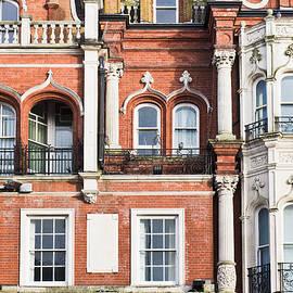 Red brick building  - Tom Gowanlock