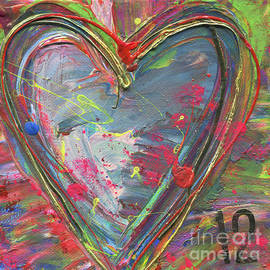 Elizabeth Greene - 12 of Hearts, Heartache Series