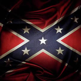 Confederate flag - Les Cunliffe