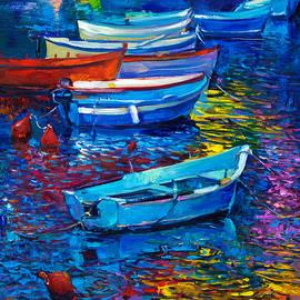 Boyan Dimitrov - Boats by Ivailo Nikolov