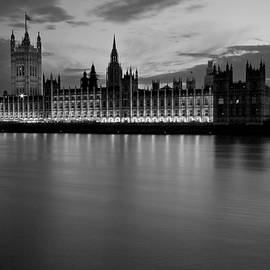 David French - Big Ben and the houses of Parliament