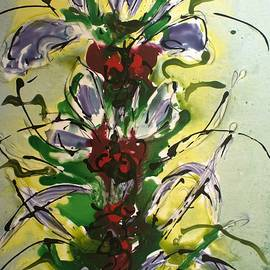 Baljit Chadha - The Divine Flowers