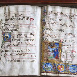 Sally Weigand - 16th Century Choir Book