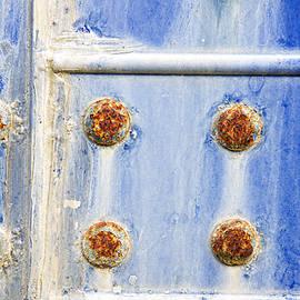 Blue metal - Tom Gowanlock