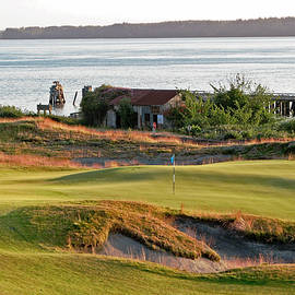 Chris Anderson - 17 - Chambers Bay Golf Course