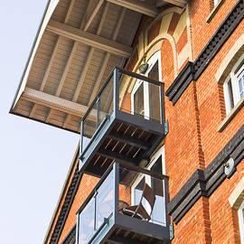 Balconies - Tom Gowanlock