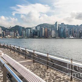 Didier Marti - Hong Kong skyline