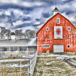 Kevin Anderson - 1895 Red Barn WOWC