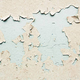 Peeling paint - Tom Gowanlock