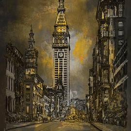 Andrzej Szczerski - 1910y Madison Avenue NY.