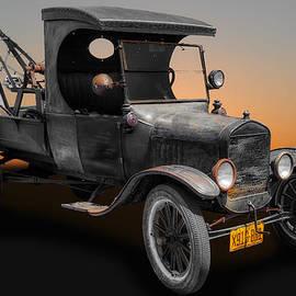 Frank J Benz - 1925 Ford Wrecker Truck