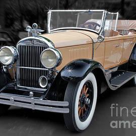 Gene Healy - 1926 Cadillac Custom