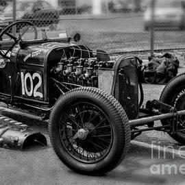 Adrian Evans - 1926 GN Parker
