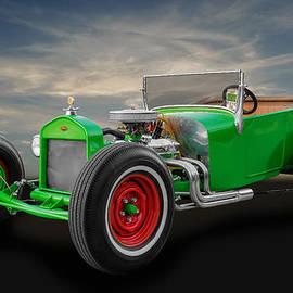 Frank J Benz - 1927 Ford Model T Roadster