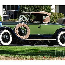 Marcia Lee Jones - 1928 -1931 Roadster