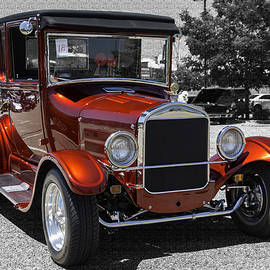 Chris Thomas - 1928 Ford Coupe Hot Rod