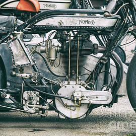1928 Norton LPD1 - Tim Gainey