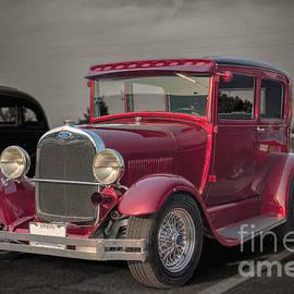 Gene Healy - 1929 Ford Model A Tudor Sedan
