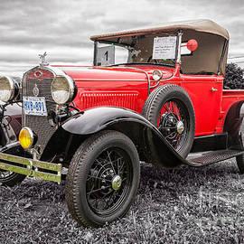Gene Healy - 1931 Ford Model A Pickup