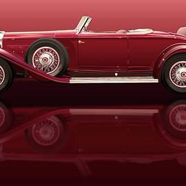 Alain Jamar - 1932 Packard 904 Roadster