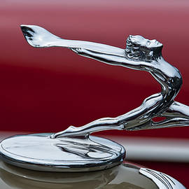 Kurt Golgart - 1933 Buick Mascot