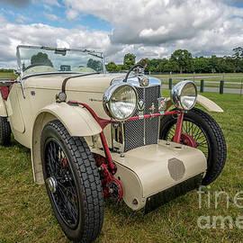 Adrian Evans - 1933 MG Sports Car