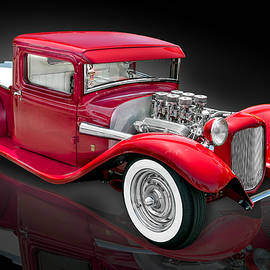 1934 Ford Custom Pickup Hot Rod