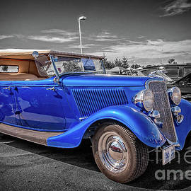 Gene Healy - 1934 Ford Model B Phaeton