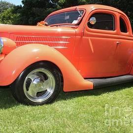 1936 Ford Two Door Sedan