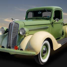 Frank J Benz - 1937 Dodge Pickup Truck