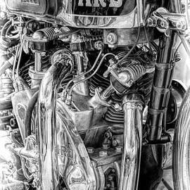 1939 Vincent HRD Rapide - Tim Gainey