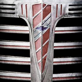 1941 Chevrolet Grille Emblem -0288ac - Jill Reger