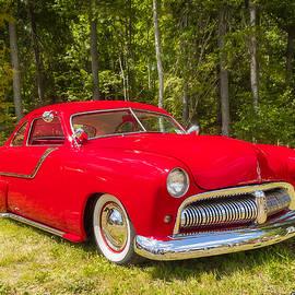 Ken Morris - 1949 Meteor customized