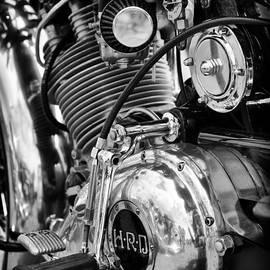 1950 HRD Vincent Series B Meteor  - Tim Gainey