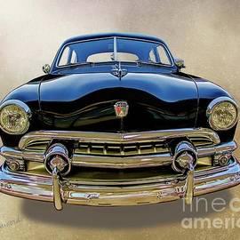 Warrena J Barnerd - 1951 Ford