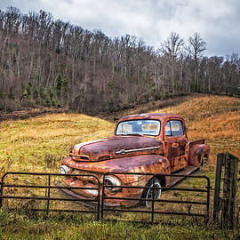 Debra and Dave Vanderlaan - 1952 Ford V8 Truck