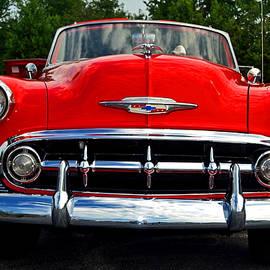 George Bostian - 1953 Chevrolet - Bel-Air 001