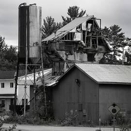 Betty Denise - 1955 Redi-Mix Cement Plant