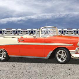 1956 Chevrolet Belair Convertible