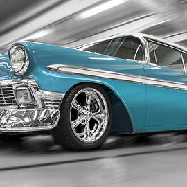 Gary Warnimont - 1956 Chevy  Bel Air