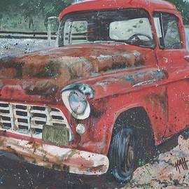 Les Katt - 1956 Chevy Pickup