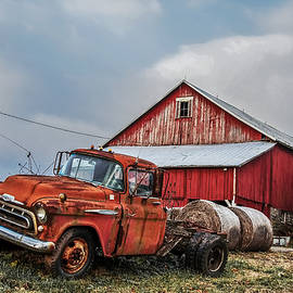 Bill Cannon - 1957 Chevy Farm Truck