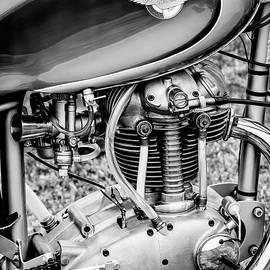 1958 Ducati 175 F3 Race Motorcycle -2119bw - Jill Reger