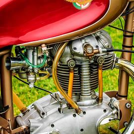 1958 Ducati 175 F3 Race Motorcycle -2119c - Jill Reger