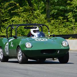 Mike Martin - 1958 Elva Courier