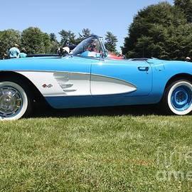 John Telfer - 1960 Chevy Corvette Convertible