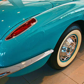 Allen Beatty - 1960 Corvette Stingray