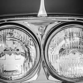 1960 Rolls-Royce Phantom V Sedanca De Ville Head Lights -1094bw - Jill Reger