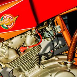 1964 Ducati 250cc F3 Corsa Motorcycle -2726c - Jill Reger
